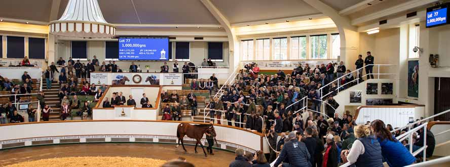 Tattersalls bloodstock sales