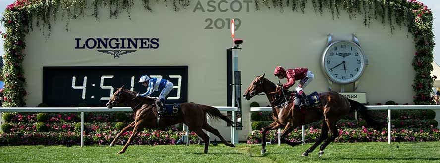 Queen Alexandra Stakes at Royal Ascot
