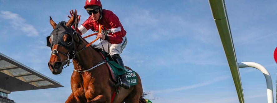 Tiger Roll Aintree